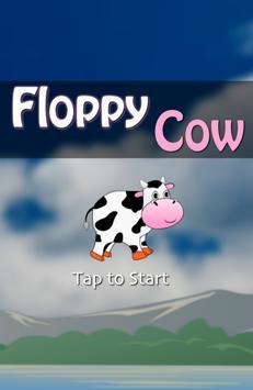 Jetpack Jumper Cow poster