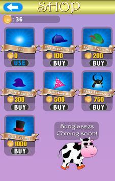 Jetpack Jumper Cow screenshot 3