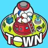 カプセルタウン -眺めて育てて街づくり