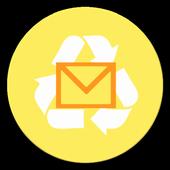 一次性邮箱 图标