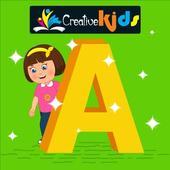 Creative Kids Little Steps-A icon