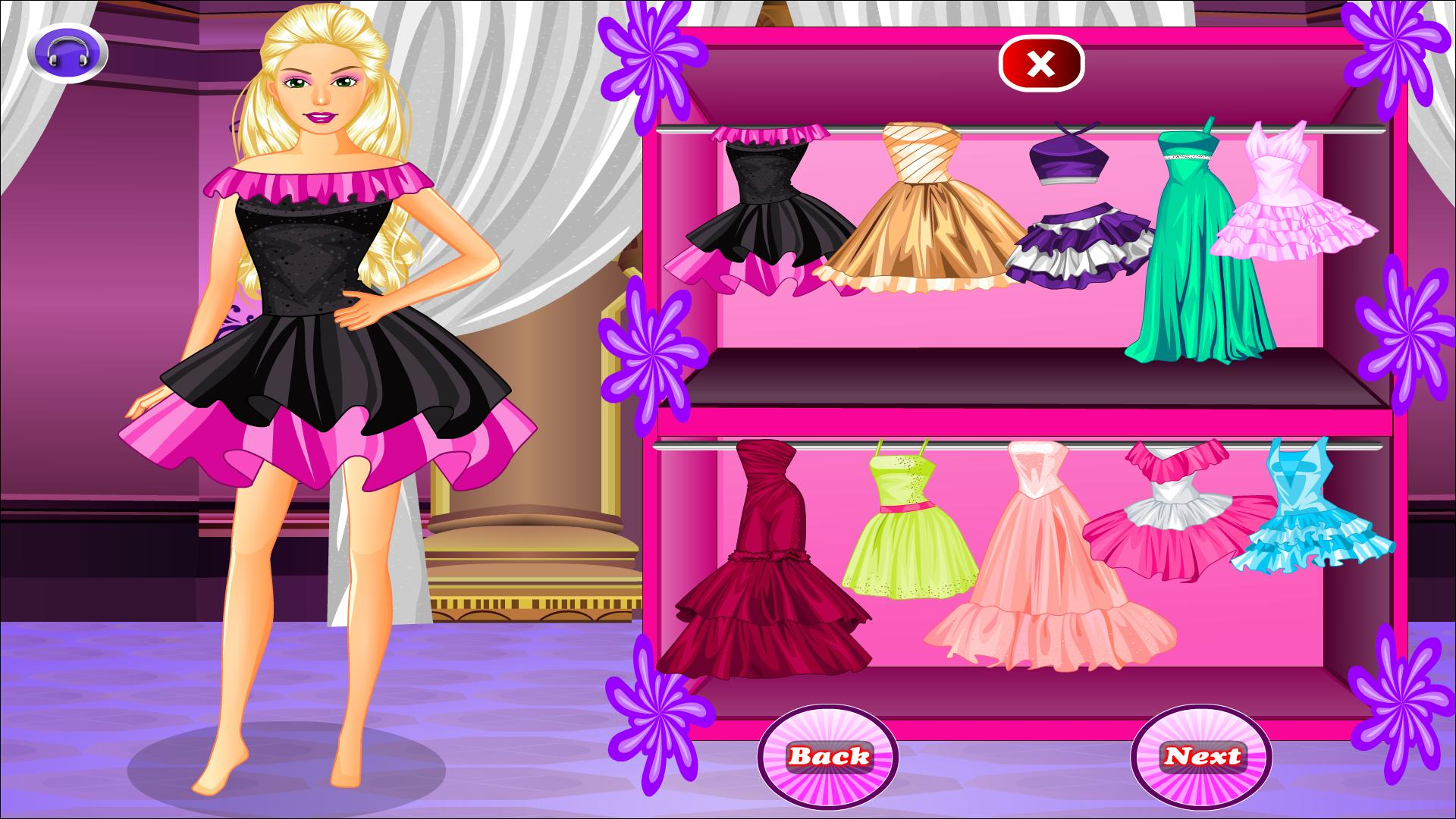 free dress up games for girls who love fashion