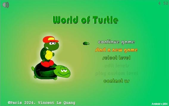 World of Turtle poster
