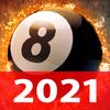 世界ビリヤードゲーム / 無料8ボール Online  / スヌーカー / 2人対戦 アイコン