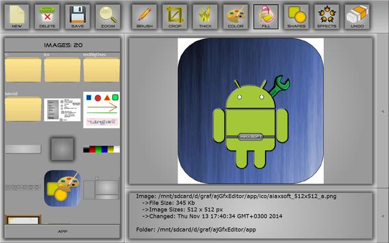 Vector Graphics Maker screenshot 1