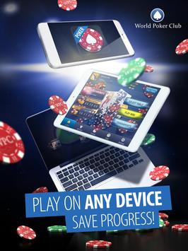 Poker Games: World Poker Club screenshot 2