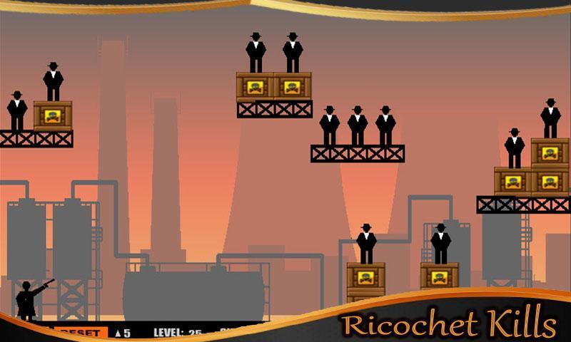 Free online games ricochet