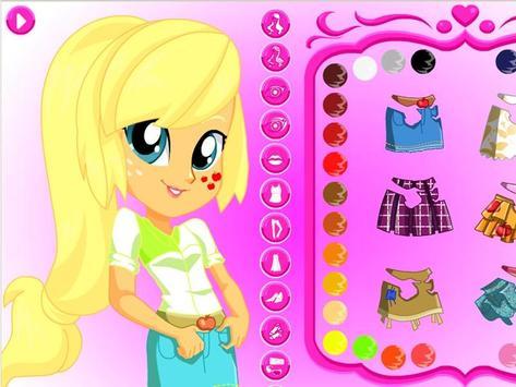 Fashion Girls Dress up Makeup screenshot 5