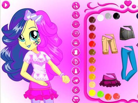 Fashion Girls Dress up Makeup screenshot 7