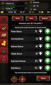 Dungeon Adventure: Heroic Ed. screenshot 2