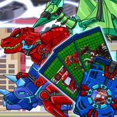 Transform Dino Robot - General Mobilization icon