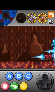 Transform Dino Robot - General Mobilization screenshot 4