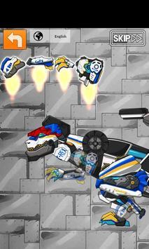 Transform Dino Robot - General Mobilization screenshot 5