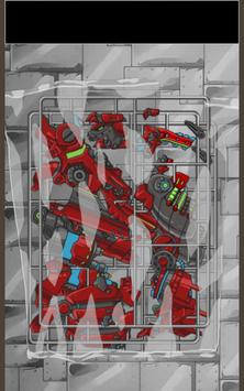 Transform Dino Robot - General Mobilization screenshot 8