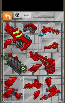Transform Dino Robot - General Mobilization screenshot 9