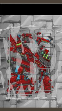 Transform Dino Robot - General Mobilization screenshot 16