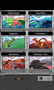 Transform Dino Robot - General Mobilization screenshot 2