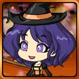 Halloween Pretty Girl