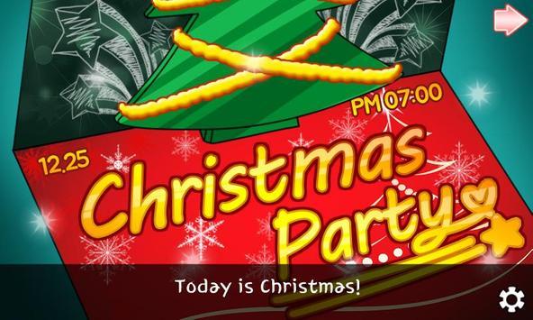 Christmas Party - PrettyGirl's Lovely Date screenshot 2
