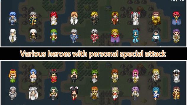 无限技能勇者 - 角色养成单机RPG手游 海报