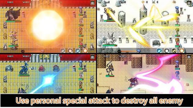 无限技能勇者 - 角色养成单机RPG手游 截图 1