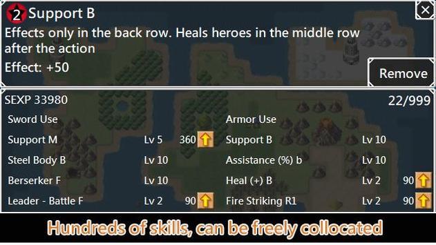 无限技能勇者 - 角色养成单机RPG手游 截图 2