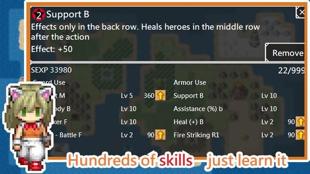 Unlimited Skills Hero screenshot 2