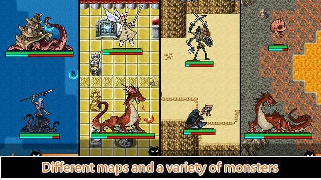 无限技能勇者 - 角色养成单机RPG手游 截图 3
