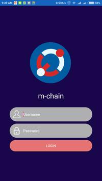 M-Chain poster