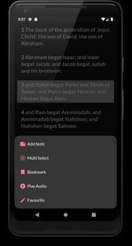 Holy Bible(Malayalam & English) screenshot 3