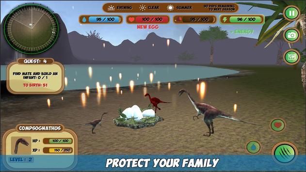 Compsognathus Simulator screenshot 1