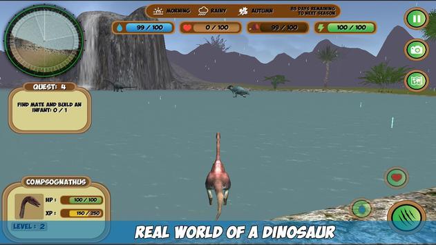 Compsognathus Simulator screenshot 2