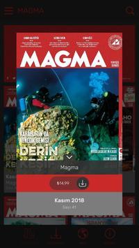 MAGMA screenshot 2