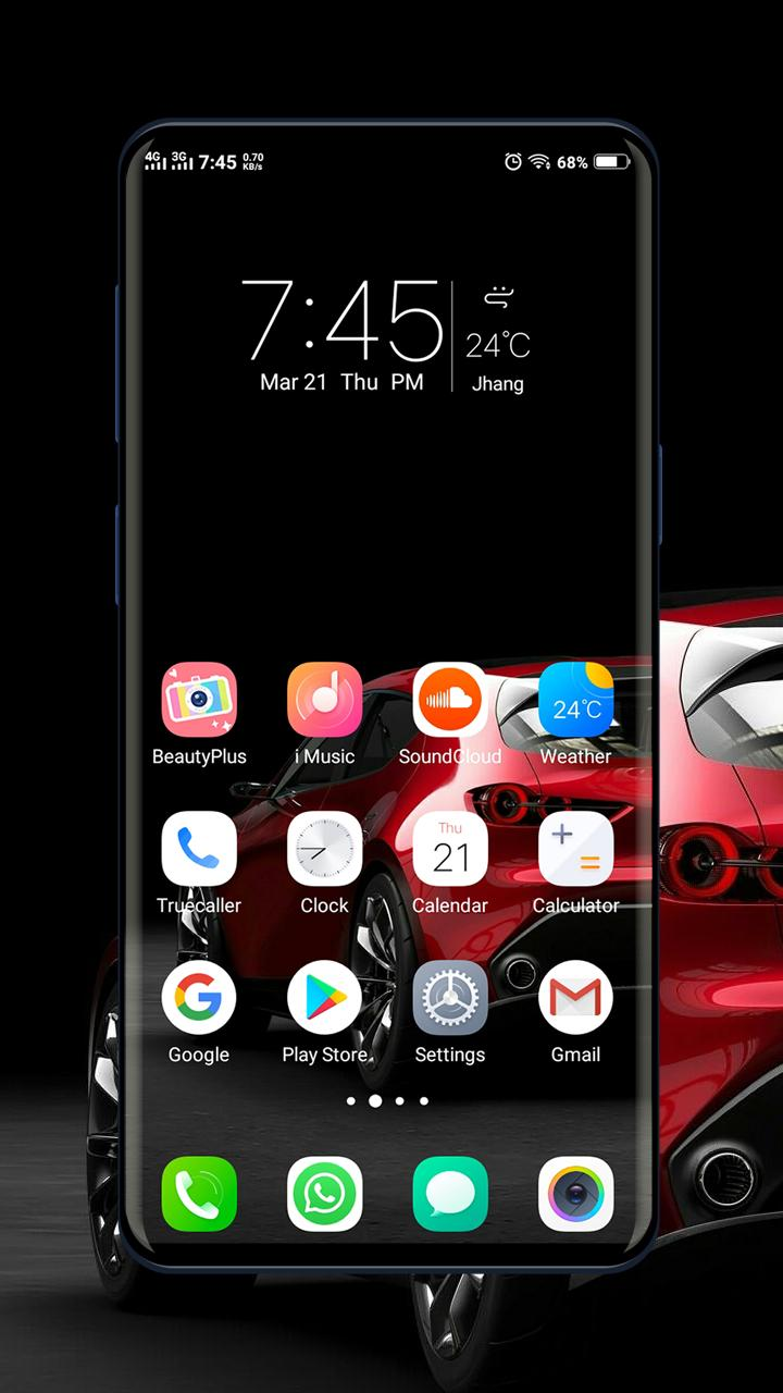 Huawei P30 Pro Launcher for Android - APK Download