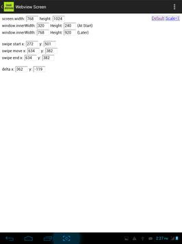 Test WebView Screen screenshot 2