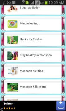 Health & Fitness Tips screenshot 3
