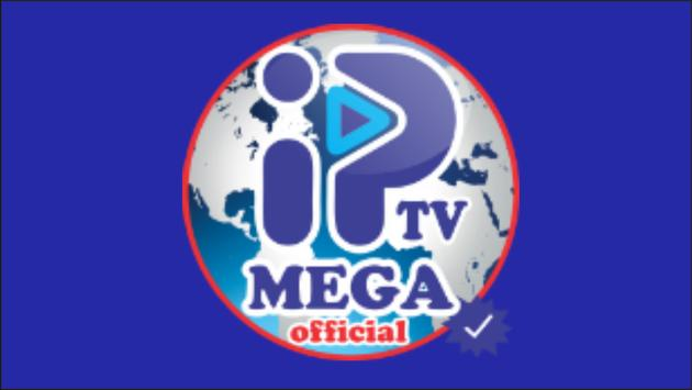 MegaIPTV Official screenshot 1