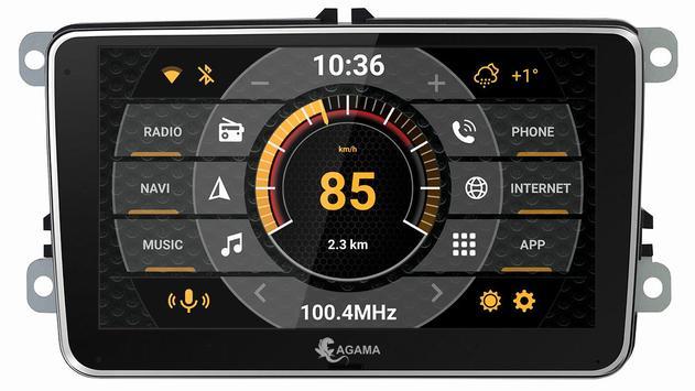 AGAMA Car Launcher17
