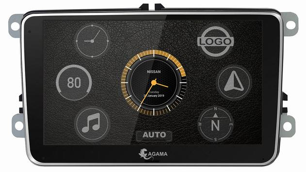 AGAMA Car Launcher23