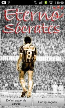 Sócrates Eterno, Corinthians screenshot 1