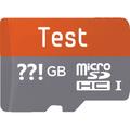 True SD Card Capacity & Speed Test