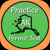 Alaska - DMV Permit Practice Test icon