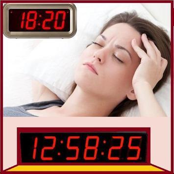 Alarm Clock AVA talking clock batteryFull Alarm tm screenshot 1