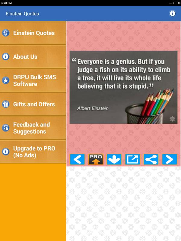 Albert Einstein Quotes Full For Android Apk Download