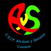Ceip Alcázar y Serrano icon