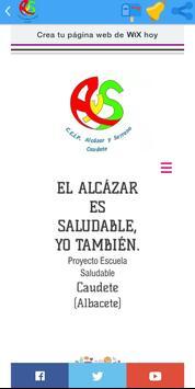 Ceip Alcázar y Serrano screenshot 1