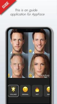 Face Photo Guide FaceApp poster