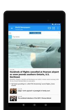 समाचार पत्र - हिंदी और विश्व समाचार स्क्रीनशॉट 10