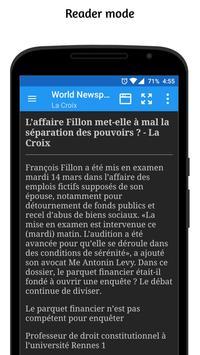 समाचार पत्र - हिंदी और विश्व समाचार स्क्रीनशॉट 2