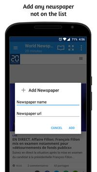 समाचार पत्र - हिंदी और विश्व समाचार स्क्रीनशॉट 5